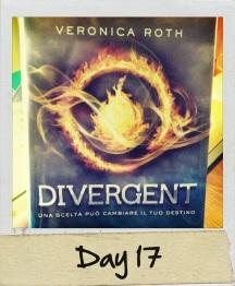 Finito di leggere Divergent